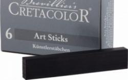 CretaColor, ArtStick Nero - Extra Soft