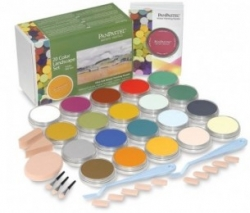 PanPastel, Sofft, 20 Color Set - Landscape