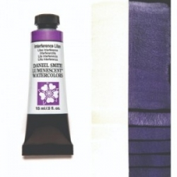 Daniel Smith Watercolor 15ml - 005 Interference Lilac
