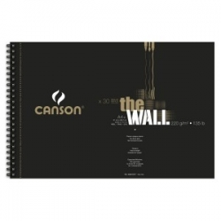 Canson, The Wall 220g - 29*43cm - 25ark
