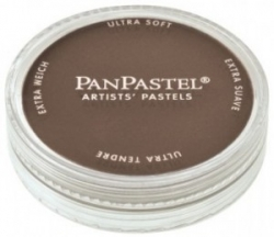PanPastel, 9ml - 740.1 Burnt Sienna Extra Dark