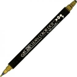 ZIG Clean Color DOT Pen - 101 Metallic Gold