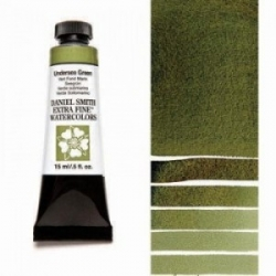 Daniel Smith Watercolor 15ml - 109 Undersea Green