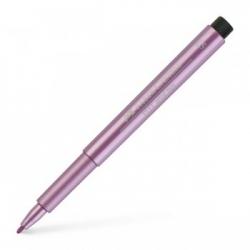 FaberC, PITT AP Bullet Nib - 290 Ruby Metallic - 1.5mm