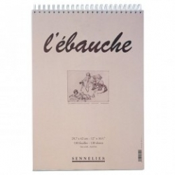 Sennelier, Lebauche 70g - 105x148mm - 130ark