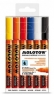 Molotow, 127HS Basic 1, 6-set - 2mm