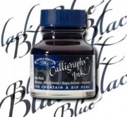 W&N Calligraphy, 30ml - 034 Blue Black