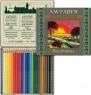 Faber-Castell, Polychromos 111th version - 24-set