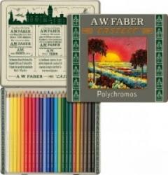 Faber-Castell, Polychromos 111th version - 24-set