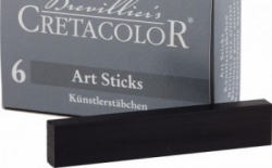 CretaColor, ArtStick Nero - Medium