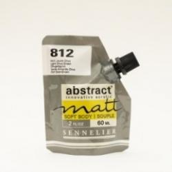 Sennelier Abstract MATT 60ml - 812 Light Olive Green