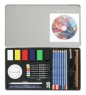 CretaColor, Watercolour Set - 32 delar