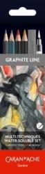 Caran d'Ache, Artist Multi-tech - 11 delar