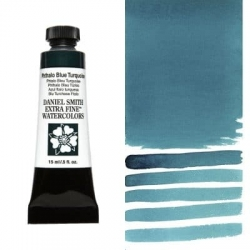 Daniel Smith Watercolor 15ml NY - 247 Phthalo Blue Turquoise
