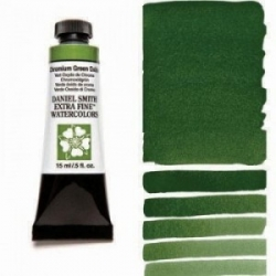 Daniel Smith Watercolor 15ml - 024 Chromium Oxide Green