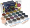 PanPastel, Sofft, 20 Color Set - X Dark Shades