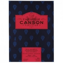 Canson, L'Aquarelle Heritage 300g -HP- 230x310mm
