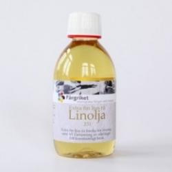 Färgriket Linolja Extra fin 231 - 250ml