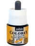 Pebeo Colorex Ink 45ml - 024 Yellow Ochre