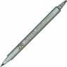 ZIG Metallic Writer - 102 Silver