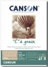 Canson C a grain 250g - Yellow Ochre - A3