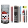 CretaColor Tattoo Sketching set - 14 delar