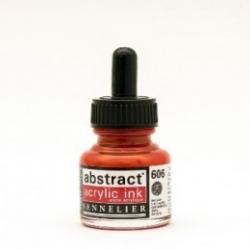 Sennelier Abstract Ink - 606 Cadmium Red deep hue