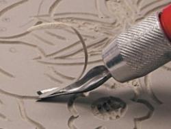 EssDee, Linoleumblock 203x152x3,2mm 10-p